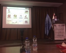 15.10.06 -Boris with our Iranian rep at the 1st conf on new Technologies in analytical instrument in Oil Industri in Tehran