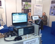 15.10.21 - Porotec presenting our Vasco Flex at Ceramitec in München