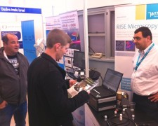 16.02.22 - Nano Instruments (our rep) at Nano Israel 2016 in Tel Aviv