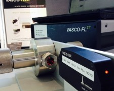 16.05.09 - Coupling Cordouan NPs size analyzer with Top Industrie Supercritical CO2 reactor at EMSF