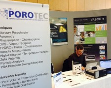 16.06.21 - Porotec at Int. Colloids Conf in Berlin presenting the Vasco Flex