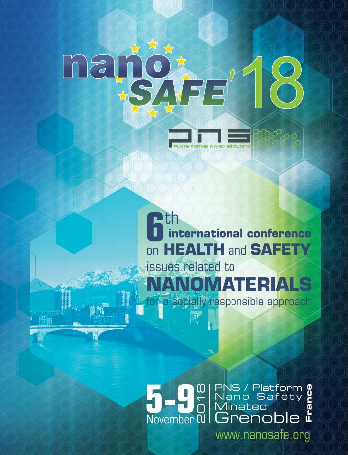 Flex Grenoble nanosafe 18 in grenoble france 5-9 november 2018 - cordouan technologies